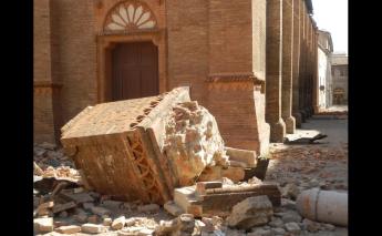 Terreferme - Emilia 2012. Il patrimonio culturale dopo il sisma